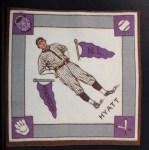 1914 B18 Blankets #77   Ham Hyatt  Front Thumbnail