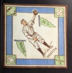 1914 B18 Blankets #49 WI  Tommy Griffith  Front Thumbnail