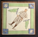 1914 B18 Blankets #15   Harry Coveleski  Back Thumbnail