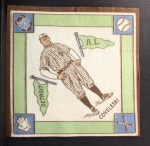 1914 B18 Blankets #15   Harry Coveleski  Front Thumbnail
