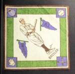 1914 B18 Blankets #1   Johnny Bassler  Front Thumbnail