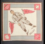 1914 B18 Blankets #78   Joe Kelley  Front Thumbnail