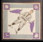 1914 B18 Blankets #78 PB Joe Kelley   Back Thumbnail