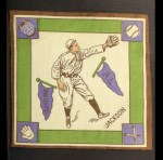 1914 B18 Blankets #4 PB  Shoeless Joe Jackson  Front Thumbnail