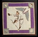 1914 B18 Blankets #28 PBP Dee Walsh   Back Thumbnail