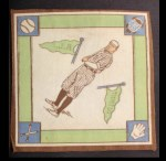 1914 B18 Blankets #10 WI Del Baker   Back Thumbnail