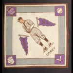 1914 B18 Blankets #75   Max Carey  Front Thumbnail