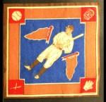 1914 B18 Blankets #36   Jimmy Walsh  Back Thumbnail