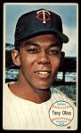 1964 Topps Giants #44   Tony Oliva  Front Thumbnail