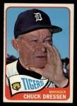 1965 Topps #538  Chuck Dressen  Front Thumbnail