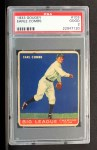 1933 Goudey #103   Earle Combs Front Thumbnail