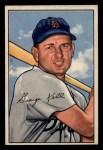 1952 Bowman #75  George Kell  Front Thumbnail