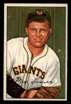 1952 Bowman #110  Max Lanier  Front Thumbnail