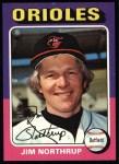 1975 Topps #641   Jim Northrup Front Thumbnail