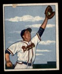 1950 Bowman #73  Willard Marshall  Front Thumbnail