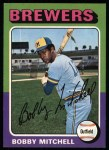 1975 Topps #468  Bobby Mitchell  Front Thumbnail