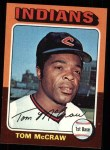 1975 Topps #482  Tom McCraw  Front Thumbnail
