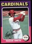 1975 Topps #490  Reggie Smith  Front Thumbnail
