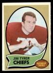 1970 Topps #263   Jim Tyrer Front Thumbnail