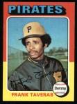 1975 Topps #277   Frank Taveras Front Thumbnail