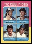 1975 Topps #618   Rookie Pitchers    -  Scott McGregor / Rick Rhoden / Jamie Easterly / Tom Johnson Front Thumbnail