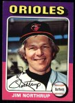 1975 Topps #641   Jim Northrup Front Thumbnail