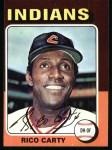 1975 Topps #655  Rico Carty  Front Thumbnail