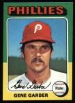 1975 Topps #444   Gene Garber Front Thumbnail