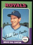 1975 Topps #472   Bruce Dal Canton Front Thumbnail