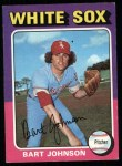 1975 Topps #446   Bart Johnson Front Thumbnail