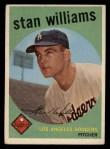1959 Topps #53   Stan Williams Front Thumbnail