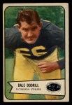 1954 Bowman #81   Dale Dodrill Front Thumbnail