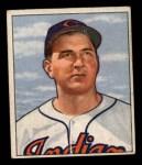 1950 Bowman #233  Allie Clark  Front Thumbnail