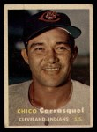 1957 Topps #67   Chico Carrasquel Front Thumbnail