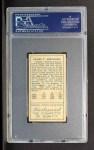 1911 T205 #175   Jimmy Sheckard Back Thumbnail