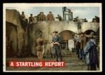 1956 Topps Davy Crockett #60 ORG Startling Report   Front Thumbnail