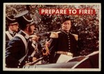 1956 Topps Davy Crockett #23 GRN  Prepare To Fire!  Front Thumbnail