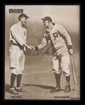 1910 M101-2 Sporting News Supplements #36  March 17   -  Ty Cobb / Honus Wagner Front Thumbnail