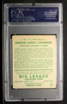 1934 Goudey #2  Mickey Cochrane  Back Thumbnail