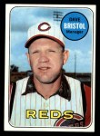 1969 Topps #234  Dave Bristol  Front Thumbnail