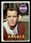 1969 Topps #32  Sammy Ellis  Front Thumbnail