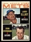 1964 Topps #534  Gus Bell  Front Thumbnail