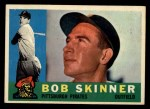 1960 Topps #113  Bob Skinner  Front Thumbnail