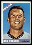 1966 Topps #462  Bob Rodgers  Front Thumbnail