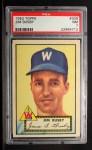 1952 Topps #309  Jim Busby  Front Thumbnail