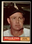 1961 Topps #30   Nellie Fox Front Thumbnail