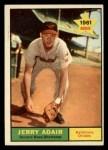 1961 Topps #71   Jerry Adair Front Thumbnail