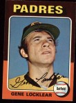 1975 Topps #13   Gene Locklear Front Thumbnail