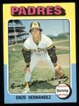 1975 Topps #84   Enzo Hernandez Front Thumbnail