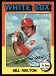 1975 Topps #11   Bill Melton Front Thumbnail